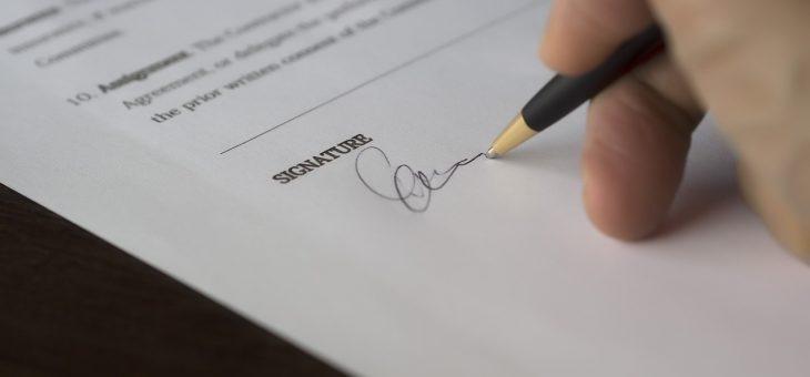 Jak odstąpić od umowy pożyczki?